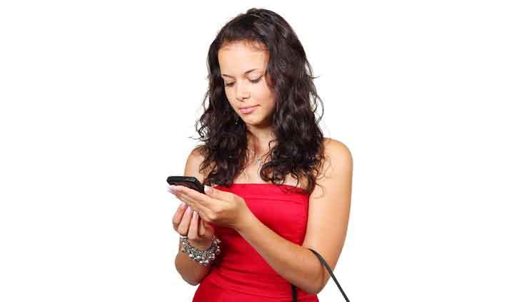 5 Seksi poruka - sexting