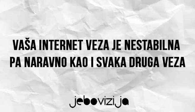 INTERNET VEZA