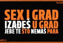 SEX I GRAD