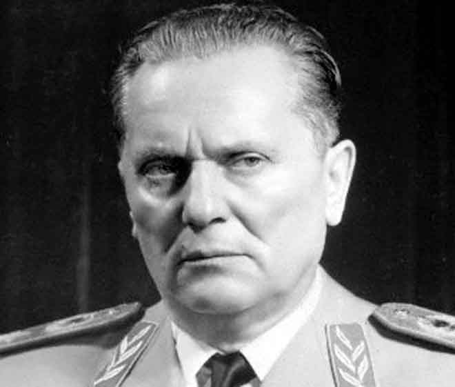 Josip Broz Tito krop/izvor: Wikipedia