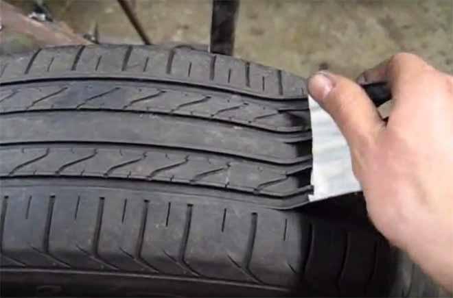Evo kako od starih guma prave