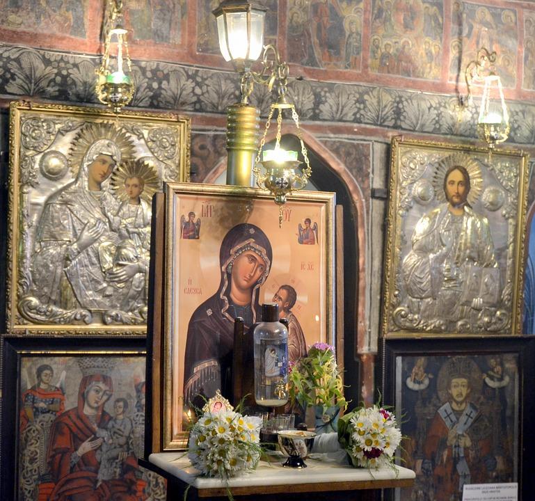crkva ikone