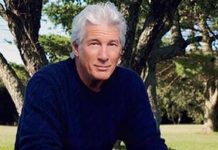 Richard Gere; foto Facebook/Road to Peace (cropped)