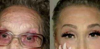 Niko ne veruje da je na obe slike ista žena: Evo u čemu je njen trik