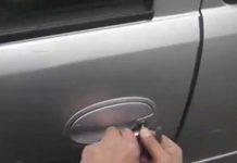 OPEL CORSA: Evo koliko je lako obiti auto - Ni mali Nemac nije siguran!