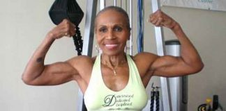 Foto: Facebook / Ernestine-Shepherd-Worlds-Oldest-Female-Body-Builder
