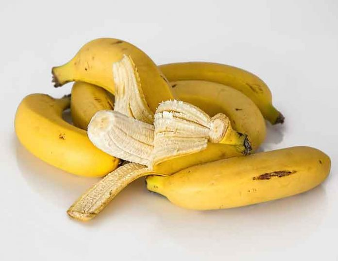 Banane foto Pixabay