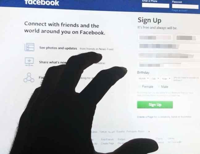 Neko ti se loguje na fejsbuk