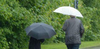 KIŠA, GRMLJAVINA I ZAHLAĐENJE U SRED AVGUSTA: Spremajte kišobran i jaknu za nevreme