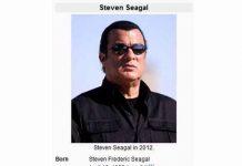 Stiven Sigal je SRBIN!!? Pa sad smo stvarno najjača sila na svetu!