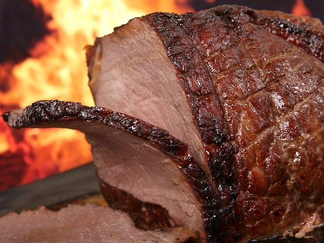 Plisirano pečenje, pečenje, meso, svinjetina, pixabay