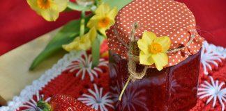 domaće slatko, domaće slatko od jagoda, slatko od jagoda, slatko, jagode, jagoda, zimnica, recept, pixabay