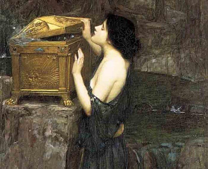 PANDORINA KUTIJA: Ko je bila Pandora i zašto se kaže