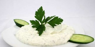 Tzaziki salata, Tzaziki, salata, krastavac, pixabay