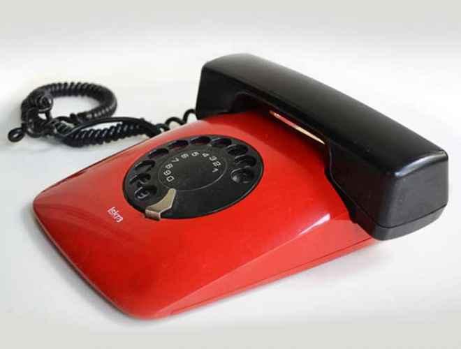 Da li se sećate ovog telefona: Iskra ETA 80 - crveni telefon koji smo voleli i mi i Amerikanci