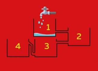 Koja će se posuda prva napuniti vodom: Čitav internet je podeljen oko ove mozgalice