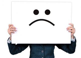 kajanje, tuga, poraz, loše raspoloženje, smajli, foto pixabay