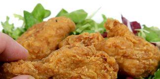 pohovana piletina, bataci, krilca, foto pixabay