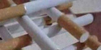 ZNAMO DA UMETE DA PUŠITE, AL' DA LI ZNATE DA BROJITE? Koliko na slici vidite cigareta?