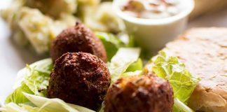 falafel, recept, humus, jelo, susam, pixabay