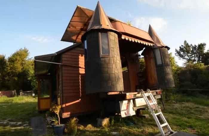 Foto: Printscreen Youtube / Living Big In A Tiny House