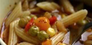 minestrone, supa, povrće, recept, milanski minestrone, foto pixabay