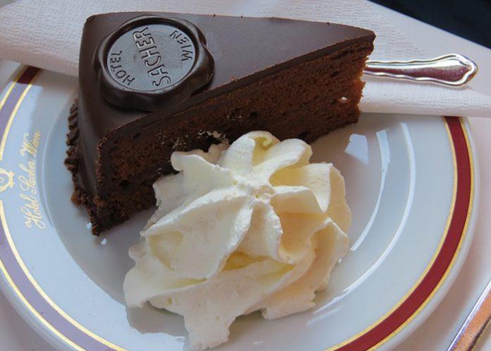 Saher torta, recept, torta, čokolada, foto pixabay