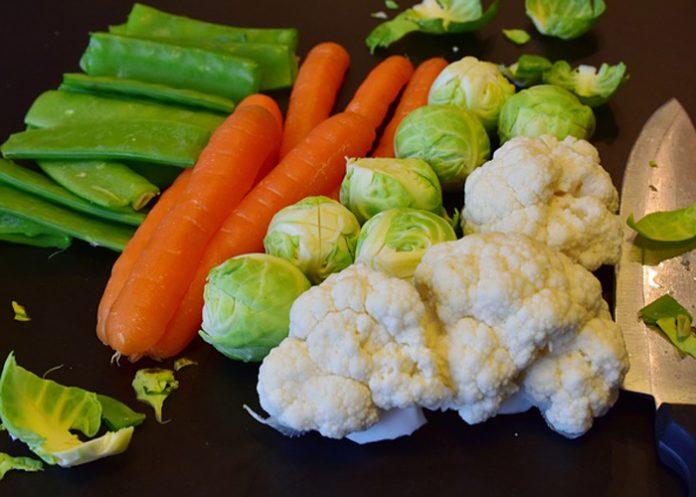 Salata od karfiola, salata, karfiol, spanać, recept, povrće, foto pixabay