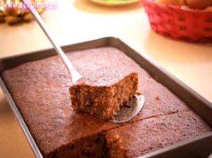 Recept za kolač od griza i pekmeza