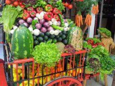 SEZONA paprike, paradajza, kukuruza, trešanja, jagoda... SEZONSKO VOĆE I POVRĆE PO MESECIMA