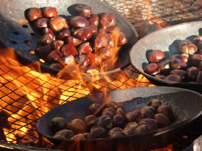 Navalite na PEČENO KESTENJE: 5 dobrih razloga da češće jedete kesten