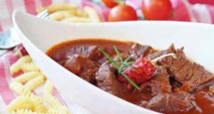 Recept za pravi mađarski gulaš