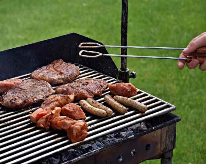 5 pravila za savršen roštilj