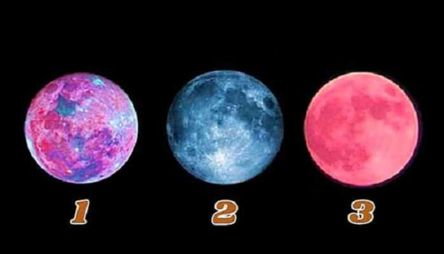Izaberi Mesec koji te najviše privlači i saznaj kakvu ti poruku šalje