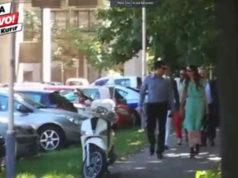 Luka Lazukić danas na sudu: Suđenje za porodično nasilje se nastavlja (VIDEO)