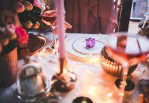 romantične večere često mogu biti uzaludne